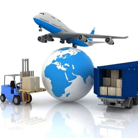 Abroad and international moving service by 5 Stars movers