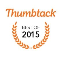 Voted Thumbtack's Best of 2015 Movers in NYC