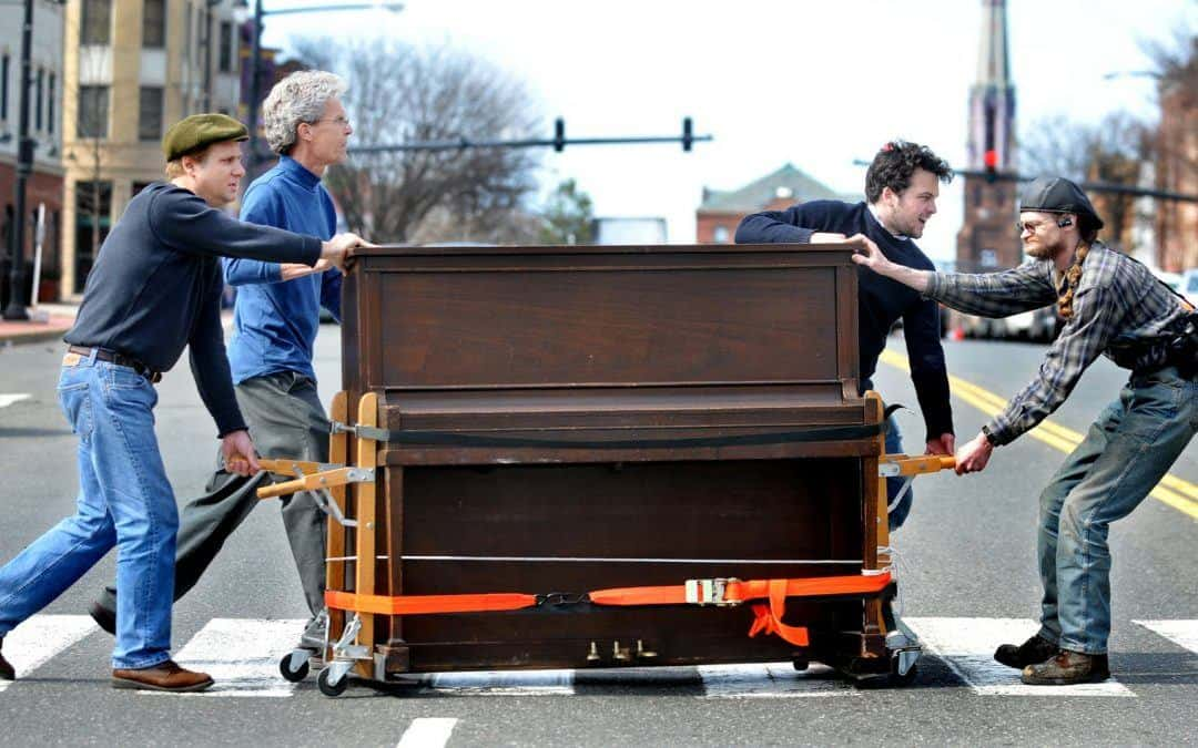 What Kind of Work Do Piano Movers in NYC Perform?