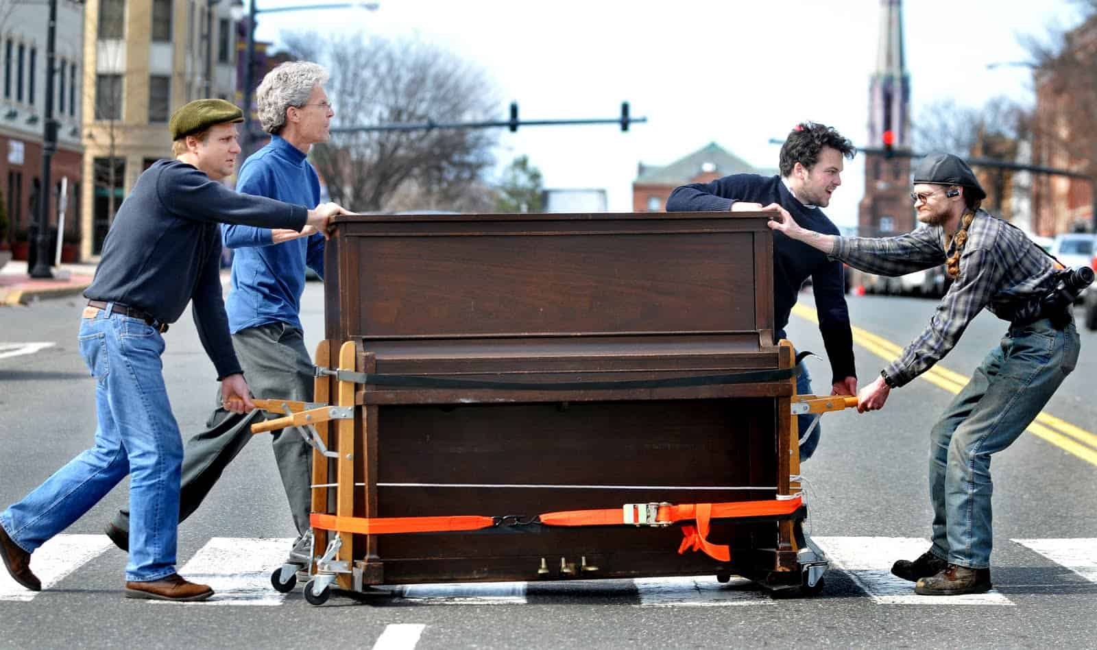 Piano Movers In East Village, NY