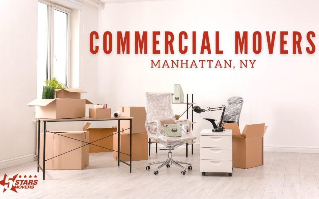 What to Expect When Getting Commercial Moving Services